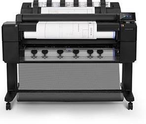 Harga HP Designjet T2500 eMFP print scan copy