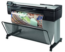Jual HP Designjet T830 printer