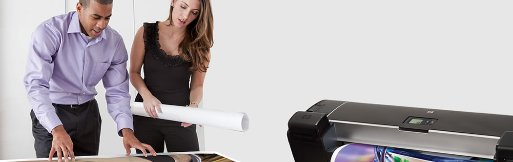 plotter hp designjet series