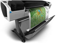 Distributor Plotter Hp Designjet T71300