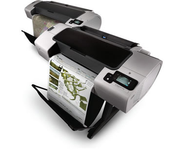 Distributor Plotter Hp Designjet T790