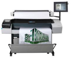 HP Designjet T1200 MFP