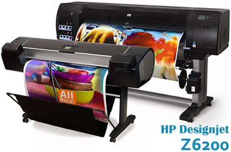 HP Designjet Z6200 series