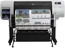 Jual HP Designjet T7100
