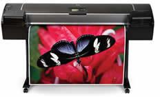 Jual HP Designjet Z5200 A0