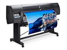 harga HP Designjet D5800